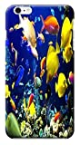 HUAHUI Case / Cover UnderSea World Beautiful Colorful Fishs Sunshine Special Design Cell Phone Cases For iPhone 6 (4.7