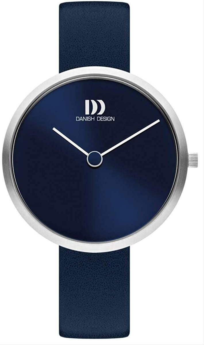 Danish Design Womens Frihed Centro Watch - Blue