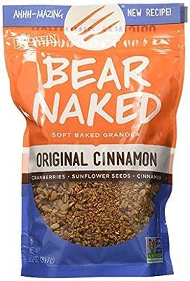 Bear Naked Original Cinnamon Protein Granola, 11.2 Ounce (Packaging May Vary) from Bear Naked