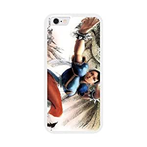 The best gift for Halloween and ChristmasiPhone 6 4.7 inch Cell Phone Case White Ultra Street Fighter IV Chun-Li RPR4983999
