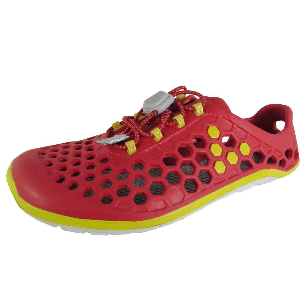 [Vivobarefoot] レディースUltra II Water Shoe 6.5 B(M) US Red/Yellow B00MC9R9LK