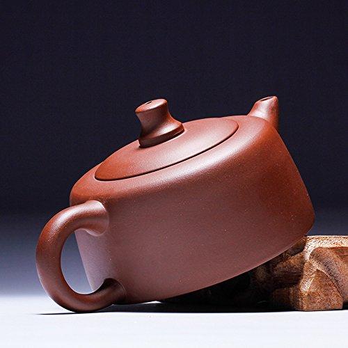 Zen Room teapot made in Yixing Huang LongshanHandmade Tea Pot Zisha6 Ounce