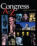 img - for Congress A-Z (Cq's Ready Reference Encyclopedia of American Government) book / textbook / text book
