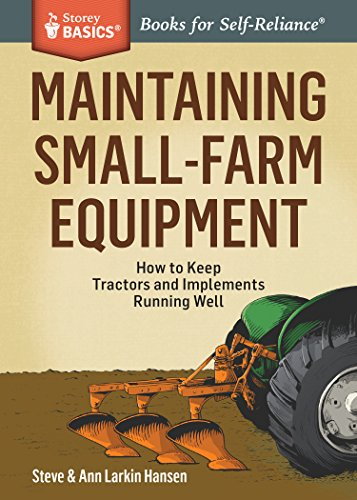 Maintaining Small-Farm Equipment: How to Keep Tractors and Implements Running