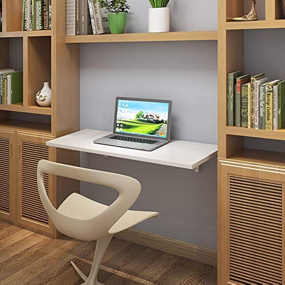 Small Wall Desk: Fold Down Wall Tables Mount Desk Heavy Duty Small Folding