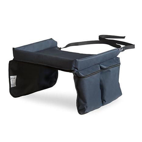 Hauck Play On Me - Bandeja de juegos para sillas de auto , bandeja de juegos para viajes en coche, mesa plegable para coches, accesorio para sillas de ...