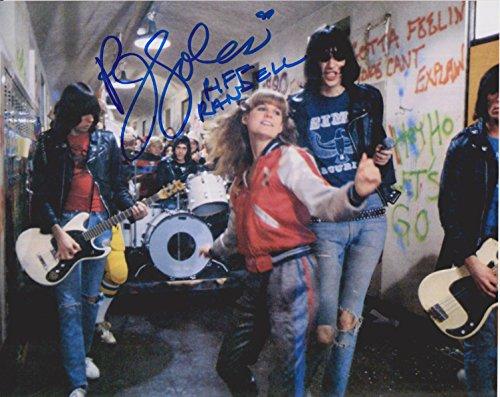 PJ Soles Rock 'n' Roll High School #2 Original Autographed 8X10 Photo (Pj Soles Rock And Roll High School)