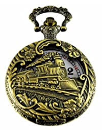 Canada Watches 2017 Birthday Regulation Railway Pocket Watch 3 of Limited Edition with Japanese Movement, Licence C-12242