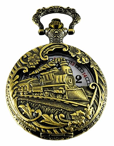Railways Pocket - 150 Canada 2017 Birthday Regulation Railway Pocket Watch 3 of Limited Collection with Japanese Movement, Licence C-12242