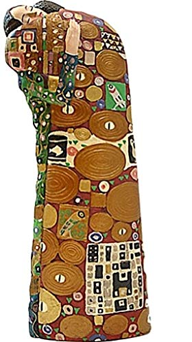 - The Fulfillment (1905) by Gustav Klimt