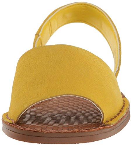 Yellow West Izzio Izzio Leather Womens Nine Leather FxYnBPq