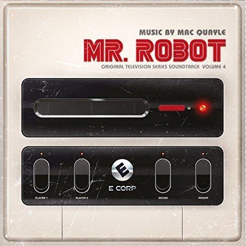 Price comparison product image Mr. Robot Vol. 4 (Original Soundtrack)