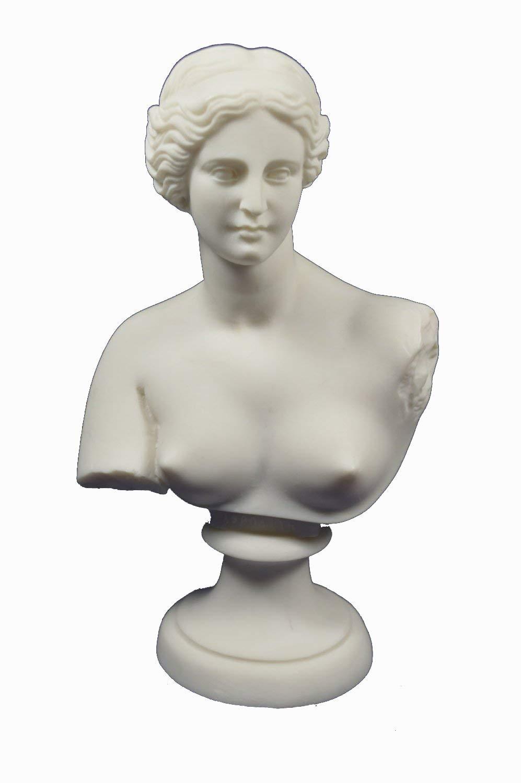 Scultura busto Venere Afrodite dea dell' amore statua Estia Creations