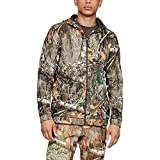 under armour all season gear - Under Armour Men's Stealth Reaper Early Season Hoodie, Realtree Edge (991)/Black, X-Large