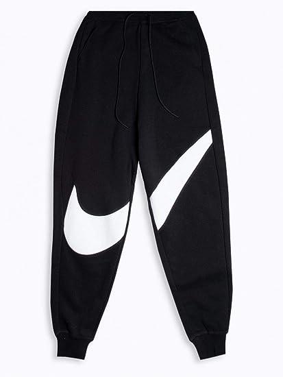 Nike Women's Sportswear Swoosh Fleece Jogger Pants at Amazon
