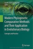 Modern Phylogenetic Comparative Methods and Their Application in Evolutionary Biology : Concepts and Practice, , 3662435497