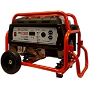 IRWINDALE INDUSTRIAL MK3750R Portable Generator 3750 Watt Max / 3000 Watt Rated