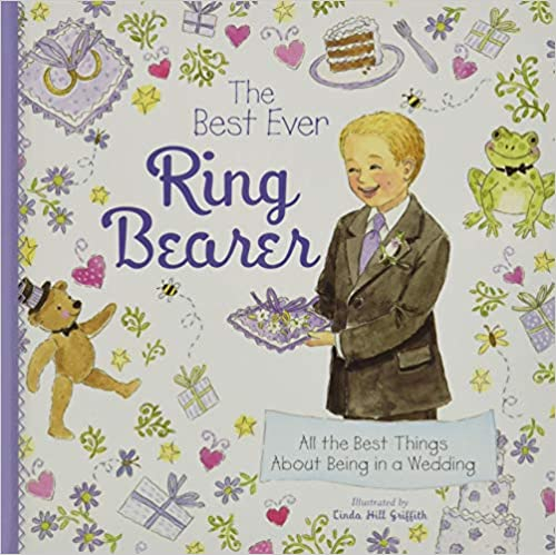 The Best Ever Ring Bearer Book