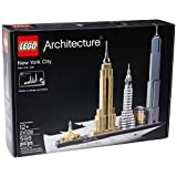 LEGO® Architecture New York City 21028, Skyline Collection, Building Blocks