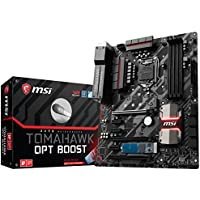 MSI Z270 Tomahawk Opt Boost Intel HDMI SATA 6Gb/s Motherboard