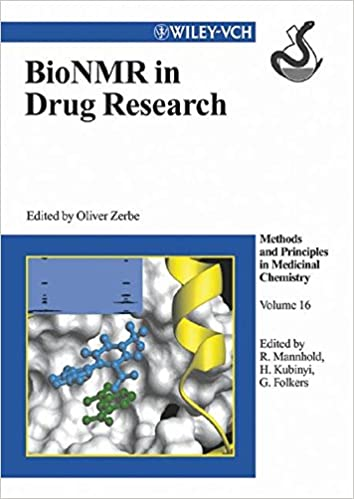BioNMR in drug research