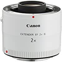 Canon EF 2.0X III Telephoto Extender for Canon Super Telephoto Lenses