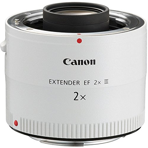 Canon EF 2.0X III Telephoto Extender for Canon Super Telephoto Lenses by Canon