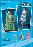 Simplicity Project Runway Pattern 2444 Misses Dress - Best Reviews Guide