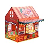 Image of Excelvan Spring Fruit Shop Children's Tent Fun Play House for Kids Gift Indoor and Outdoor