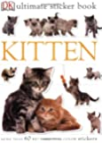 Ultimate Sticker Book: Kitten (Ultimate Sticker Books)