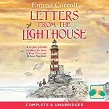 Letters from the Lighthouse Audiobook by Emma Carroll Narrated by Victoria Fox