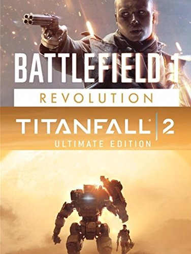 Battlefield 1 Revolution And Titanfall 2 Ultimate Edition Bundle [Online Game Code] by Electronic Arts