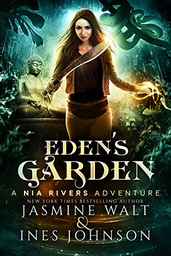Eden's Garden: A Nia Rivers Adventure (Nia Rivers Adventures Book 5) cover