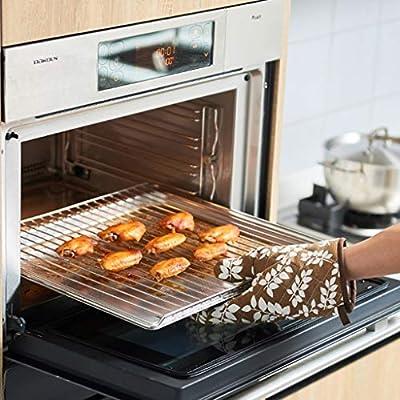 Manoplas para ollas y hornos Horno Guantes Guantes De Cocina Horno ...
