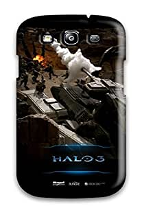 Excellent Galaxy S3 Case Tpu Cover Back Skin Protector Halo
