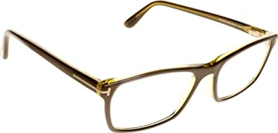 04add9595c Image Unavailable. Image not available for. Color  Eyeglasses Tom Ford TF  5295 FT5295 098 dark ...