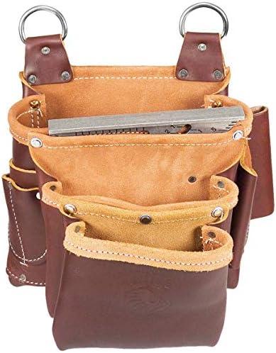 Occidental Leather 5063 Beltless Fastener Bag