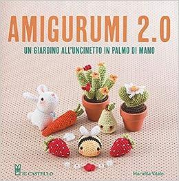 Amazonit Amigurumi 20 Un Giardino Alluncinetto In Palmo Di Mano