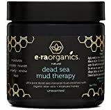 Best Face Mask for Breakouts Dead Sea Mud Mask with Organic Aloe Vera, Shea Butter, Manuka Honey & Hemp Oil (6oz) Spa Quality Face Mask to Cleanse & Minimize Pores, Moisturize, Detoxify & Exfoliate for Acne, Anti Aging & More