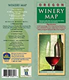 Oregon Winery Map