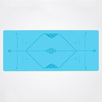 QFFL Yoga Mat/Principiante / Masculino y Femenino Fitness ...