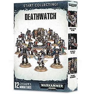 Deathwatch Terminator Captain 40k Games Workshop 20/% off UK rrp