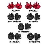 IWONDER Wheel Pulley Conversion kit PJ00606 Cloud