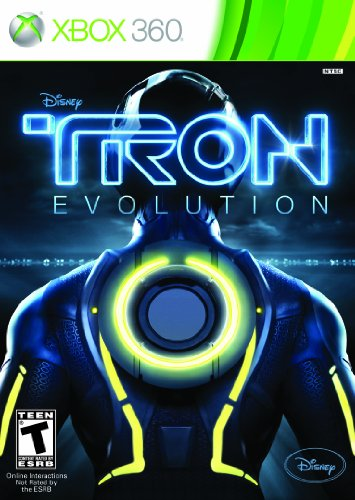 TRON: Evolution - Xbox 360 (Best Rpg Game For 360)
