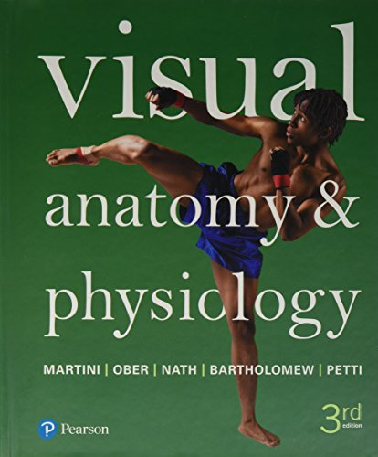 Visual Anatomy & Physiology (3rd Edition) by Martini Frederic H