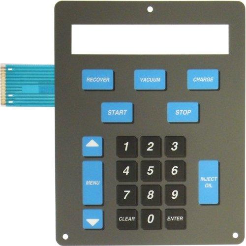 Robinair RA19675 Replacement Keypad 347002K
