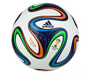 80c09c0e Adidas Brazuca Mini Football - DNPL - SIZE 0, WH/NB/MU: Amazon.co.uk: Sports  & Outdoors