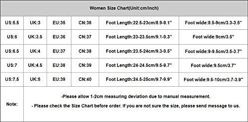 la Zapatos de Plataforma Hebilla de de Mujer Hebilla la Cu de Las de a de Boca JiaMeng Talones Sandalias Mujeres Pescado Altos de de Negro los la pSdHxwqW