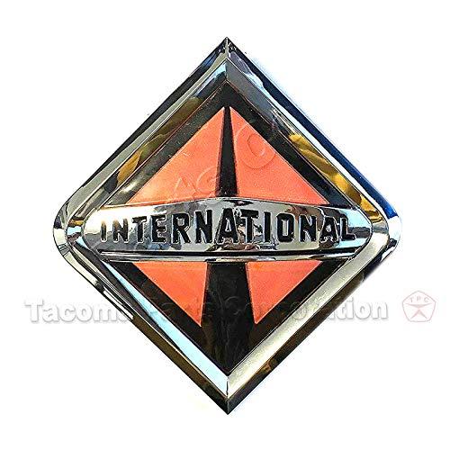 New International Semi Truck Front Grille Emblem Logo 3550901C2