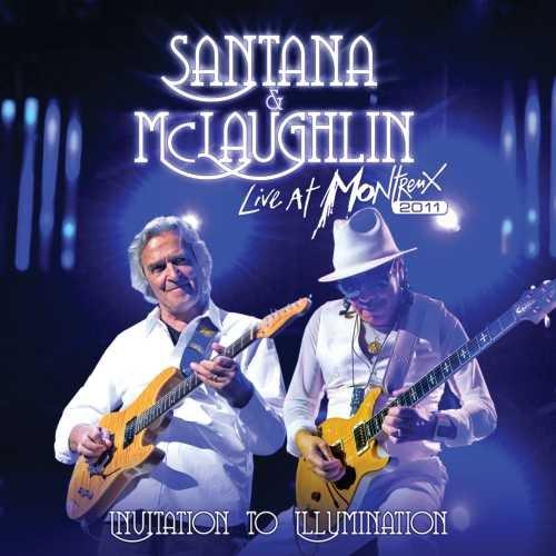 Invitation To Illumination - Live At Montreux 2011 [2 CD] (Santana Live At Montreux 2011)